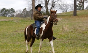 Roy Moore on Sassy: 'He's sitting on the horse like he'd sit in a recliner.'