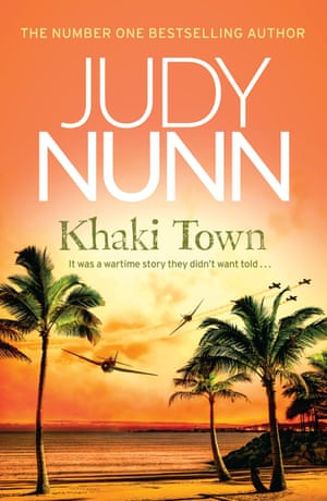 Cover image for Khaki Town by Judy Nunn