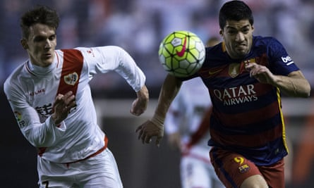 fuboTV offers streamed matches from Spain's La Liga and other leagues.