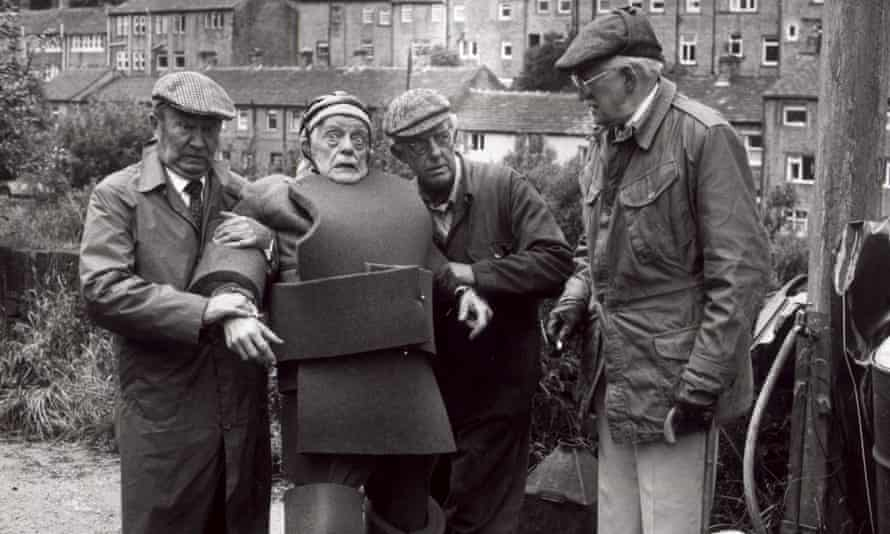 Scene from Last of the Summer Wine.