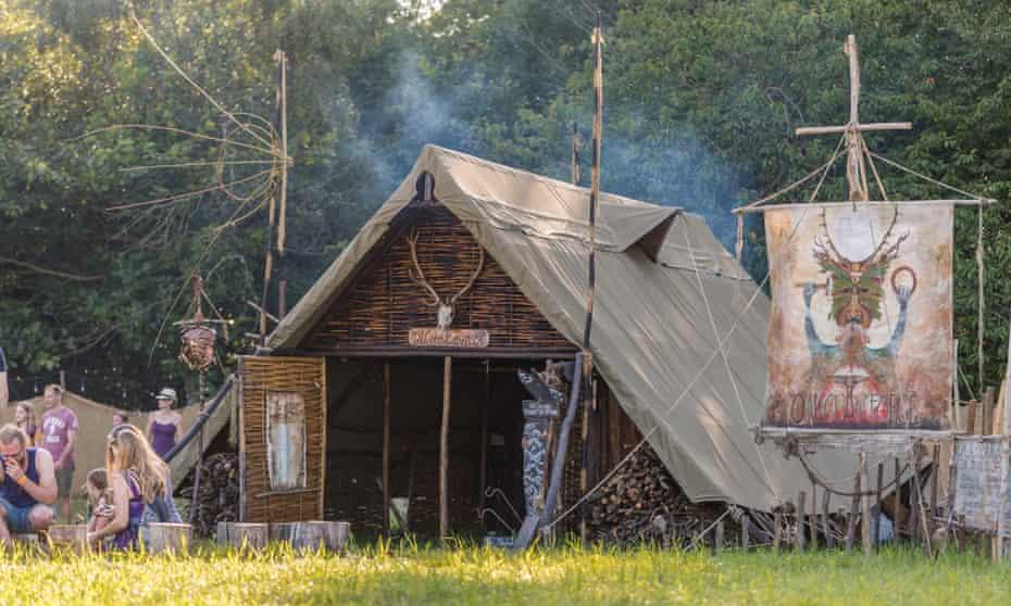 Wild Weekenders camp