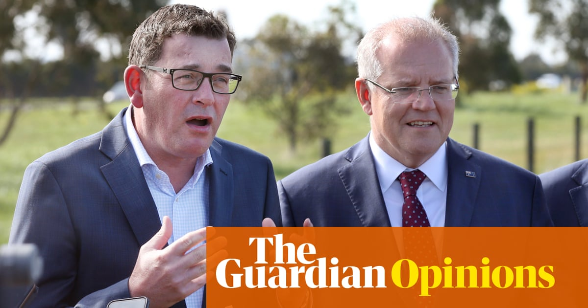 Scott Morrison and Daniel Andrews are locked in an Argentinian tango on coronavirus but their grip is starting to slip – The Guardian