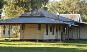 An abandoned house at Nimmie-Caira near Balranald