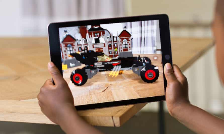 Apple's ARkit, due to be released with the launch of its new iPhone.