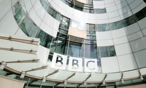 The BBC's Broadcasting House in Portland Place, London