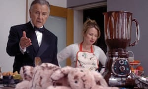 Harvey Keitel in advert for Direct Line