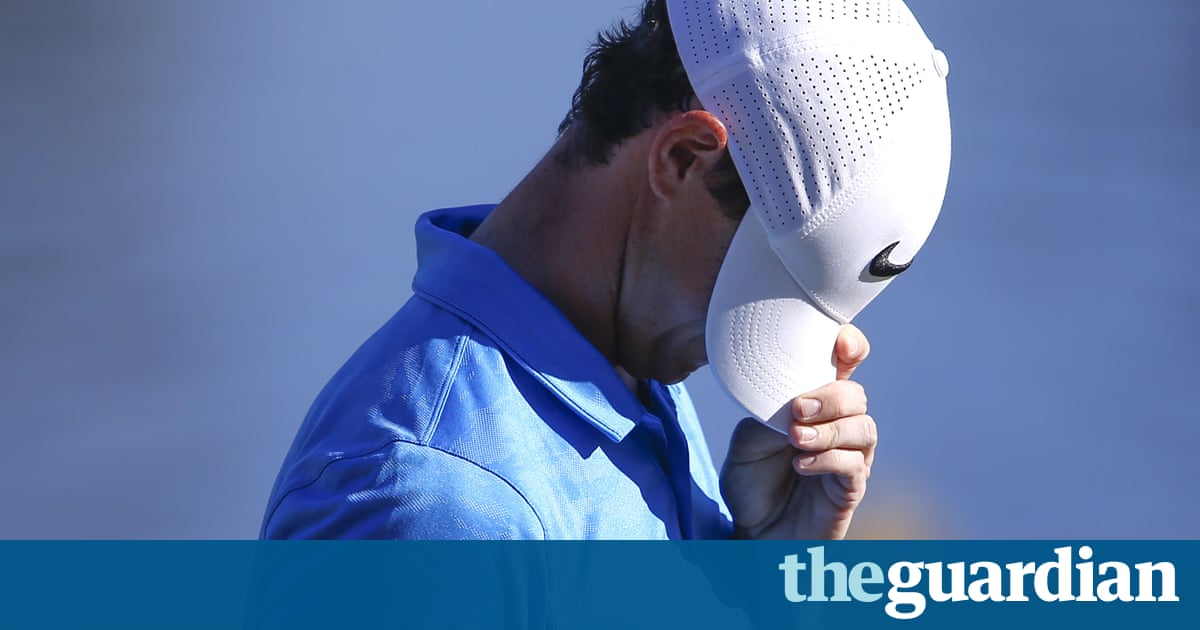 Rory McIlroy out of Match Play Championship without playing a shot