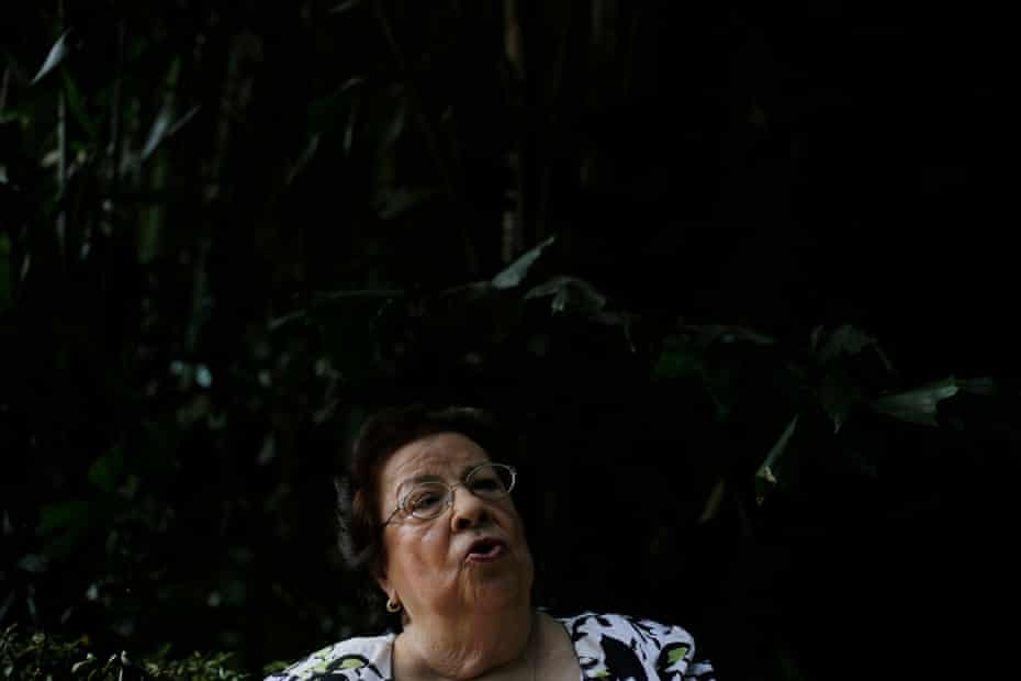 Vilma Núñez, 81, is an internationally renowned activist and the president of the Nicaraguan Center for Human Rights (CENIDH), one of the NGOs whose legal registration was canceled by the National Assembly in December 2018.