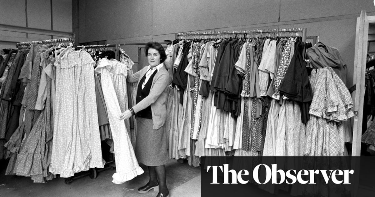 How The Florals And Frills Of Laura Ashley Came To Define An Era
