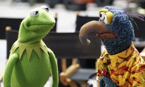 Kermit the Frog is more like Larry Sanders-lite