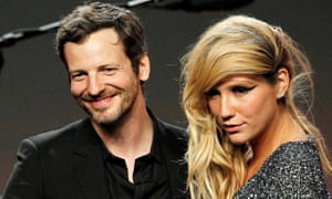 Dr Luke and Kesha in 2011