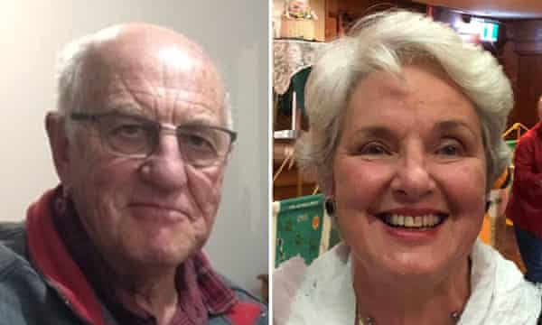Russell Hill and Carol Clay went missing in the Wonnangatta Valley area of the Victorian high country in March.