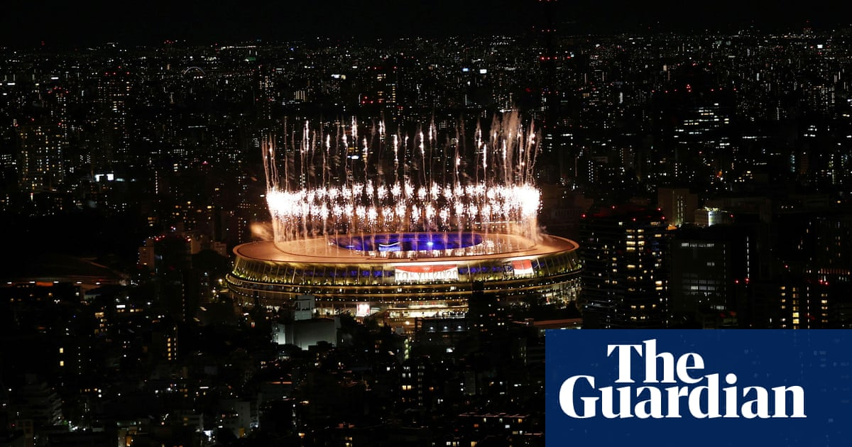 Tokyo says goodbye to the Games with grace and sense of relief