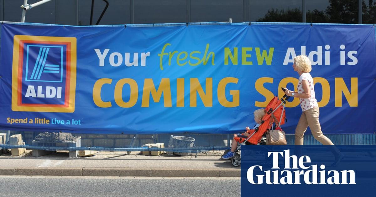 Aldi to create 2,000 jobs in £1.3bn UK expansion plan