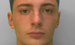 Jack Robson had not passed his driving test, the court heard.