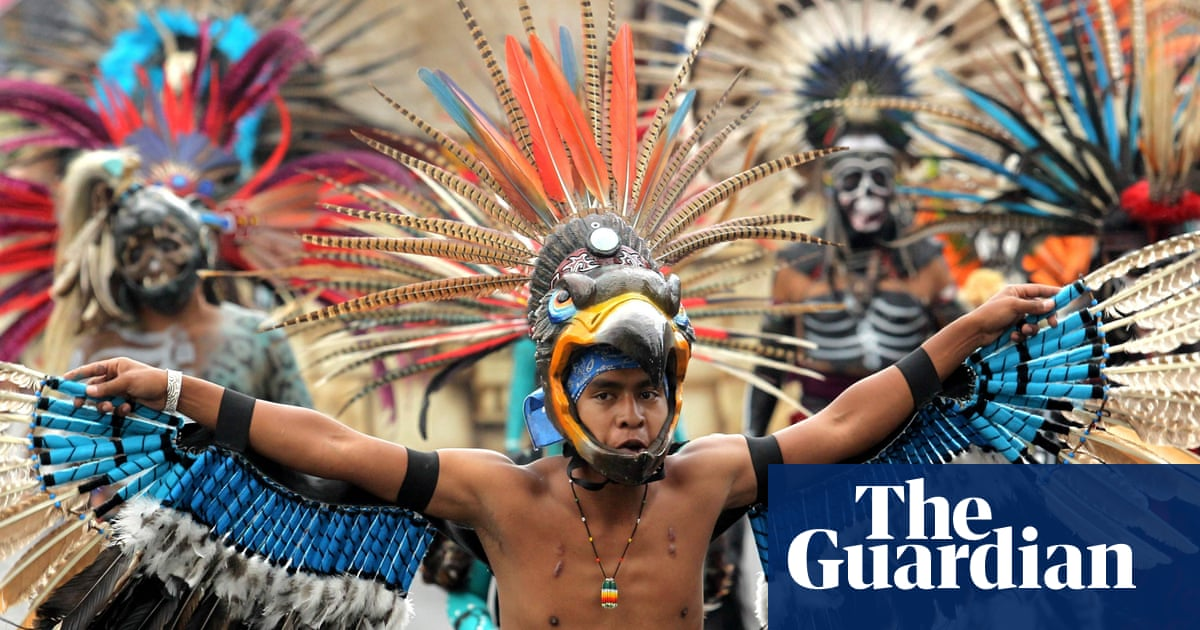 Mexico City's Day of the Dead parade 2018 – in pictures