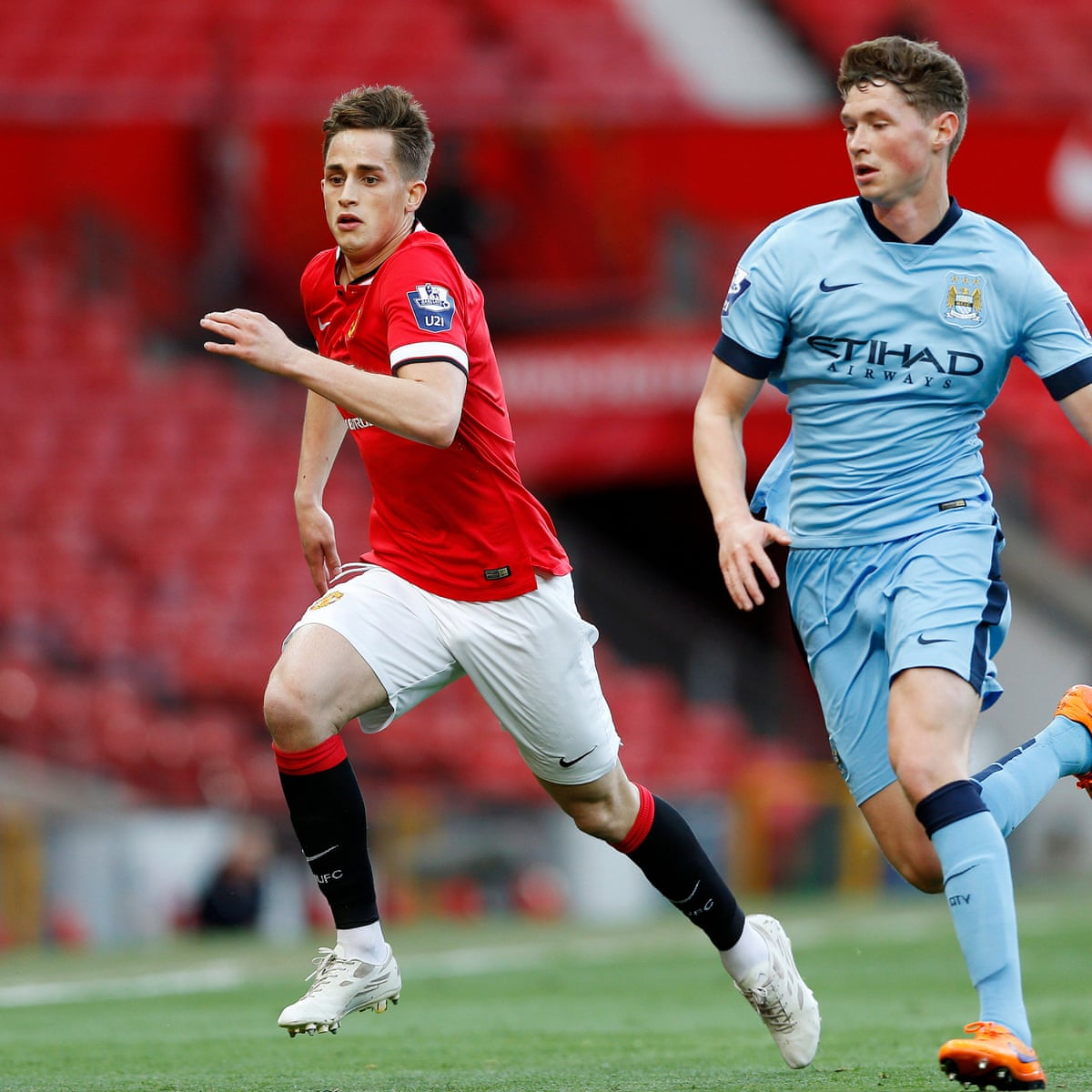 Manchester United Academy Review Could Lead To City Style Stadium Manchester United The Guardian