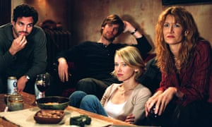 Mark Ruffalo, Peter Krause, Naomi Watts and Laura Dern in the film version of We Don't Live Here Anymore.
