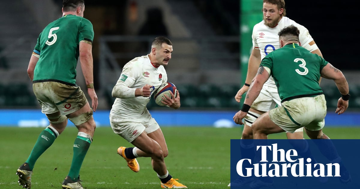 Eddie Jones credits Liverpools role in Jonny Mays wonder try for England