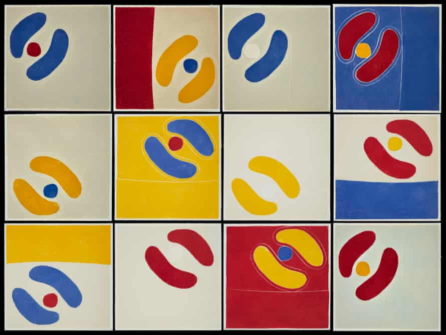 Vera Chaves Barcellos, Combinable I, 1969