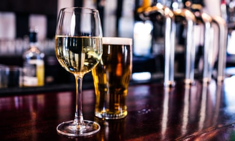 Why am I happy to spend £20 on four pints of beer – but not on a bottle of wine?
