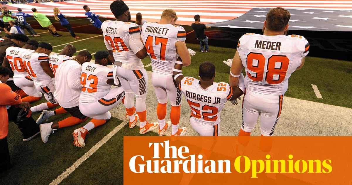 7186bce9d20 As a fellow sportsman, I kneel with and applaud those in the NFL protests |  Liam Rosenior | Football | The Guardian
