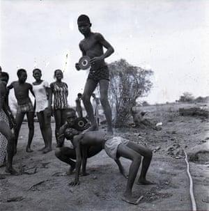 Pique-nique à la Chaussée, 1972