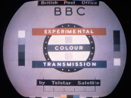 colour television testing