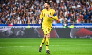 Hugo Lloris has been quietly brilliant for France this year.
