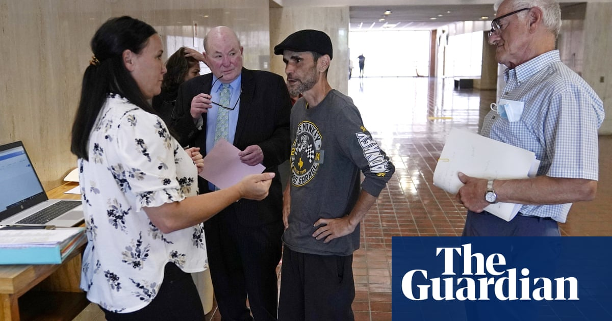 'I'm going to be homeless': US tenants in court as eviction moratorium ends