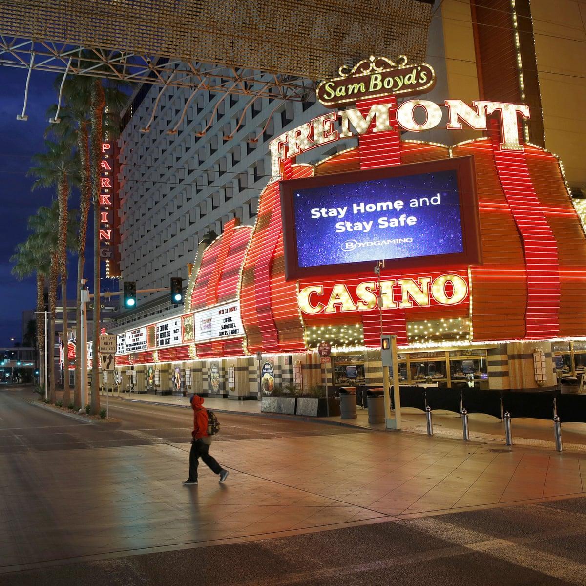 We Re On Virus Time Las Vegas On Edge Amid Reopening Gamble Las Vegas The Guardian