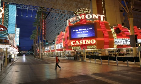 'We're on virus time': Las Vegas on edge amid reopening gamble