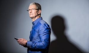 Tim Cook: wants Apple to save lives.