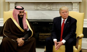 Donald Trump has made no secret of his desire to retain a close relationship with Crown Prince Mohammed bin Salman, the de facto ruler of Saudi Arabia.
