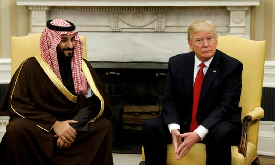 Donald Trump has made no secret of his desire to retain a close relationship with Crown Prince Mohammed bin Salman, the de facto ruler of Saudi Arabia.