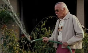 Stan Lee movie cameos - X-Men: The Last Stand