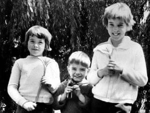 The three Beaumont children went missing January 1966.