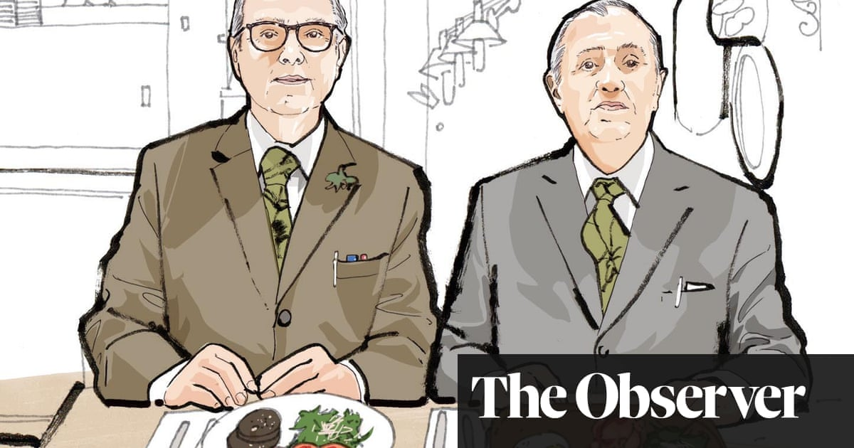 Gilbert & George: 'We're art's outsiders. We never wanted to eat lasagne at other people's houses'