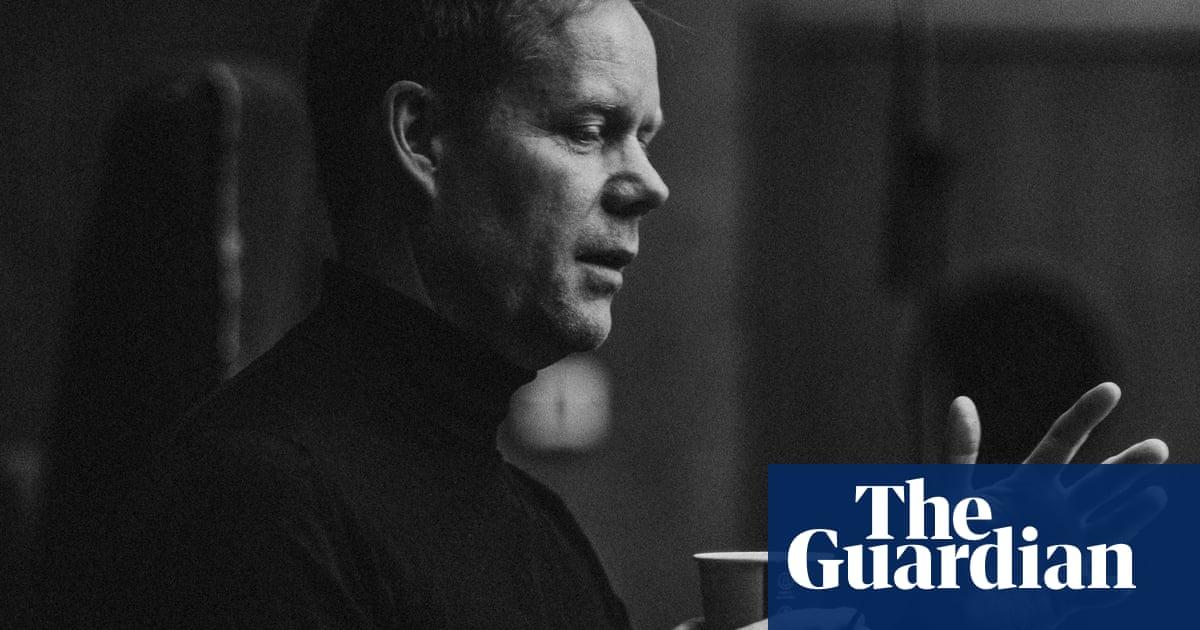 Composer-pianist Max Richter: 'Creativity is activism'