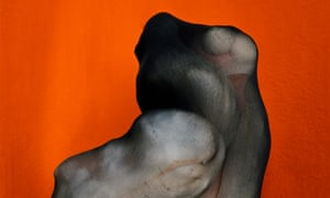 Unnerving sensuality … detail from Morph 7 by Polly Borland (2018)