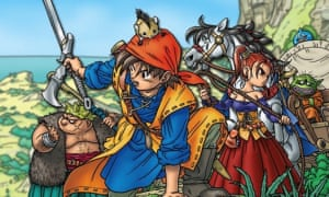 Games reviews roundup: Dragon Quest 8: Journey of the Cursed King