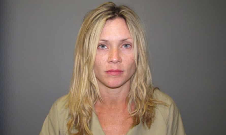 Locane's arrest photograph in 2010.