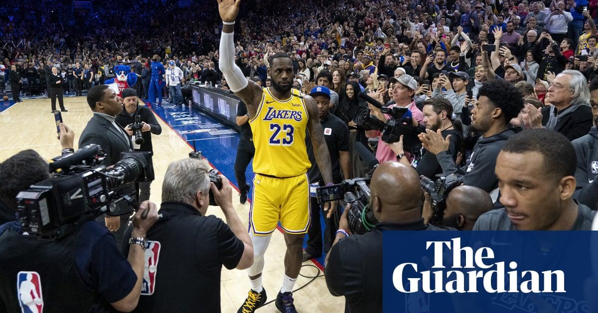 LeBron James passes Kobe Bryant for third on all-time NBA scoring list
