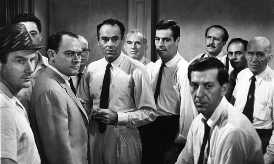 12 Angry Men.