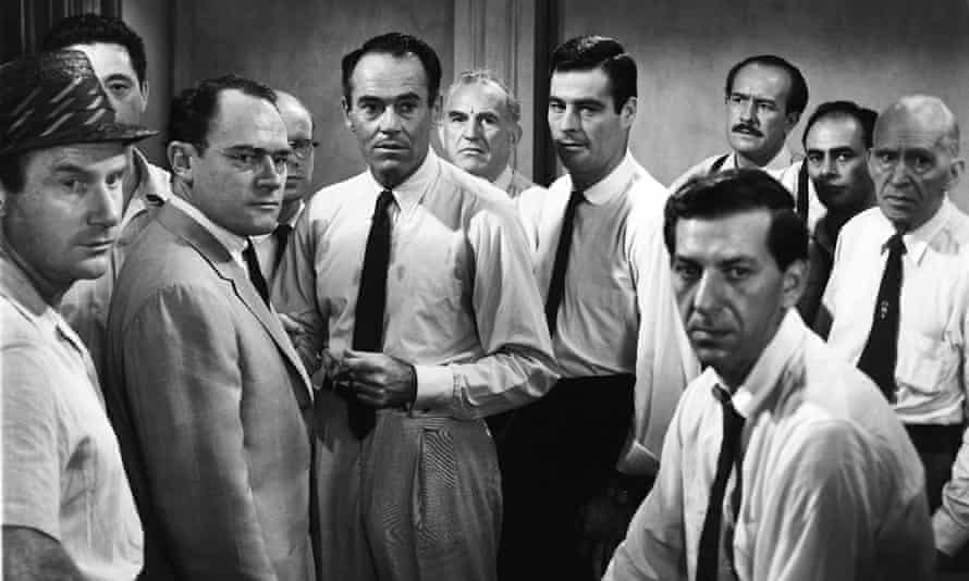 Jury, rigged ... 12 Angry Men.
