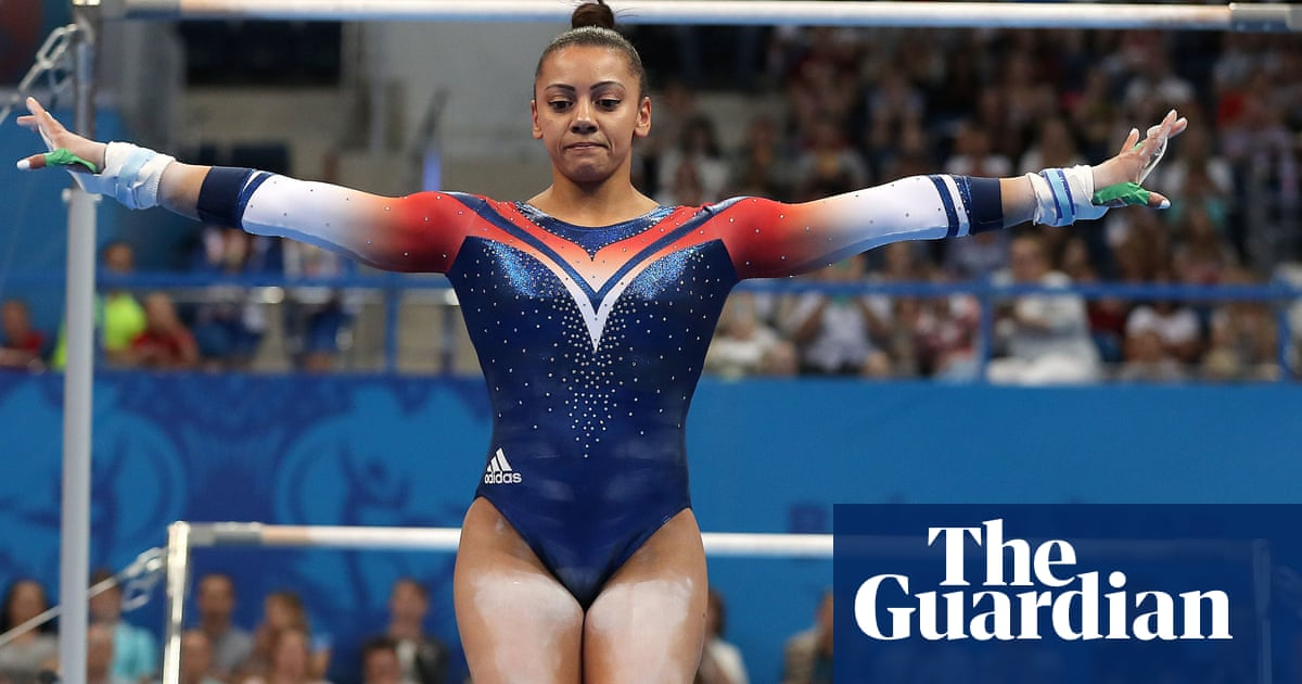 Becky Downie left out of British gymnastics squad for Tokyo Olympics