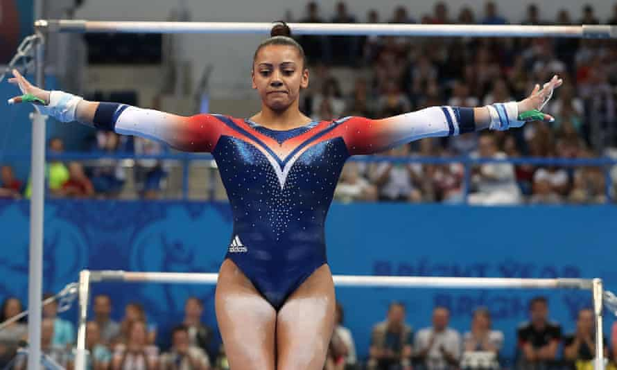 Becky Downie has been left out of the British women's gymnastics team for the Tokyo Olympics  next month.