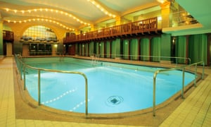 Centralbadet Indoor swimming pool