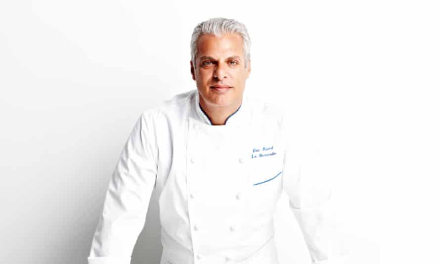 Eric Ripert By Nigel Parry