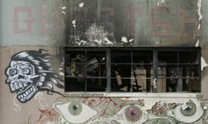 Officials in Oakland and other US cities have begun targeting underground spaces in the days after the fire at a warehouse that killed 36 people.